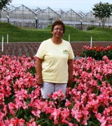 Slideshow: Regina Coronado at Stacy's Greenhouses, York, S.C.