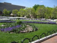 Smithsonian Gardens Fertilized With Dosatron