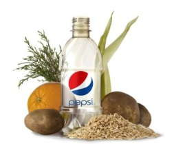 Pepsi Testing Plant-Based Bottle