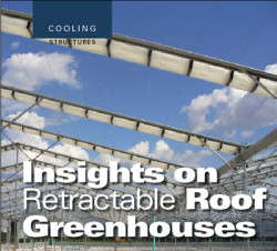 Insights on Retractable Roof Greenhouses