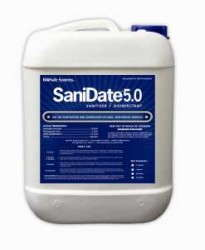 SaniDate 5.0 Sanitizer OKed For New Uses