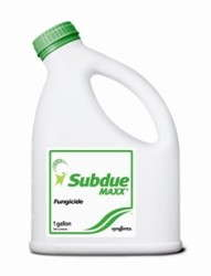 Subdue MAXX Approved For 2 Diseases
