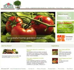 Look For Burpee Home Gardens Online