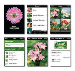 iPhone Now Gardener Friendly