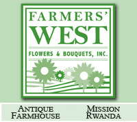 Farmers' West Flowers & Bouquets, Inc.