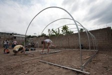 Update: Hoop Houses In Haiti