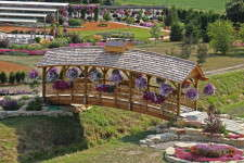 Four Star Recognized For Elaborate Trial Garden