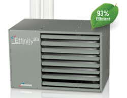 Modine's Effinity93 Unit Heaters