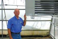 Upgrading Greenhouse Unit Heaters