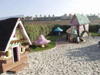 Santa's Village Sprouts At Flower Fields