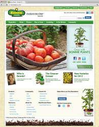 BonniePlants.com screen shot
