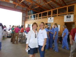 Costa Layman Farms offers health checks to all employees.