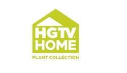 The HGTV HOME Plant Collection logo