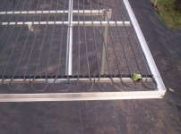 Delta-Tube EPDM SD bench heating system