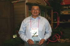 Head Grower of the Year finalist Victor Vasquez of Park Hill Plants