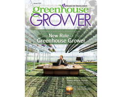 January 2013 cover; the new role of the greenhouse grower