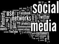 Jason Parks social media tag cloud