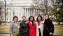 SAF Members Bring Flower Power To Capitol Hill