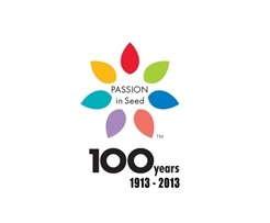 Sakata 100-year Commemorative Logo