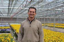 Ivan Tchakarov of Metrolina Greenhouses