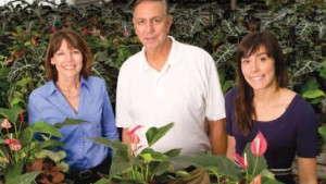 Hermann Engelmanns Sandra Kitain, Chuck Romagnoli and Erin Leonard