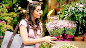 More than 8 in 10 adults surveyed do not plan on buying flowers in the next 12 months.