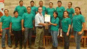The team at RED FOX Las Mercedes