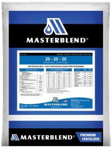 Masterblend premium fertilizer