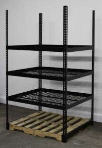 mid-west wire rivet rack