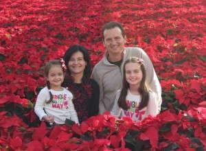 Tchakarov Family Christmas 2013