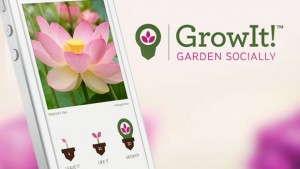 GrowIt! App Wins Gold At Design100 2014 US Mobile & App Design Awards