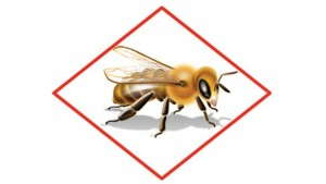 As directed by EPA, the bee hazard icon appears in the Directions For Use for each application site for specific use restrictions and instructions to protect bee and other pollinators.