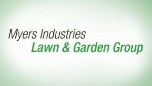 myers industries Lawn and Garden Logo