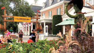 foodscaping at epcot - Foodscaping Goes Big At Disney