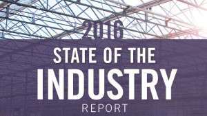 State of the industry 2016