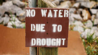 No Water Due To Drought