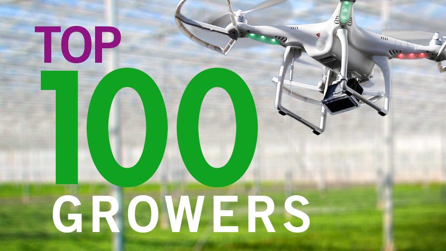 2016 Top 100 Growers
